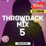 Throwback Mix 5 - Dj Leo305
