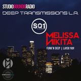 MELISSA NIKITA, DECEMBER | StudioSoundsRadio.com | Deep Transmissions LA LIVESET