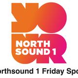 Listen : Northsound 1 Friday Sport, 15th April 2016