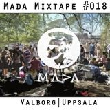 MADA Mixtape #018 (Valborg Uppsala)