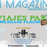 Vi Magazine especial de Libertad de Expresión con Tex Tex en acústico