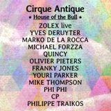 Olivier Pieters at Cirque Magique (Ledegem - Belgium) - 8 August 2015