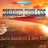 Martin Soundriver B2B Jerry Mate - Summer Endless 2014