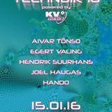 Hando - Technoir 10 (2016-01-16)