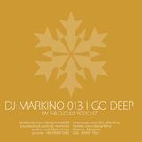 DJ Markino 013 - I Go Deep