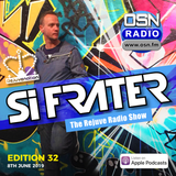 Si Frater - Rejuve Radio Show #32 - OSN Radio 08.06.19 (JUNE 2019)