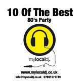 10 Of The Best 80's Party Songs Part 1