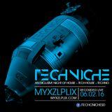 Myxzlplix - Live @ Techniche (06.02.16)