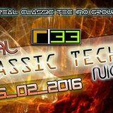 Miquelito @ Real Classic Techno Night