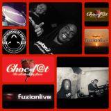 Choc-l@t Sessions On www.fuzionlive.com (Saturday July 13th 2019) - DJ Dubzy B2B With DJ Funky D