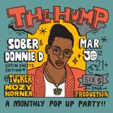 THE HUMP               SOBER x DONNIE DEE
