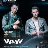 W&W @ Mainstage, Ultra Music Festival Europe, Croatia 2017-07-14