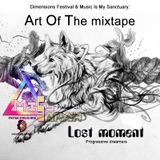 Art Of The Mixtape: Lost moment by Miss Sarah Trance