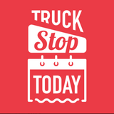 One for the Foodies! - Hazel chatting to cK from TruckStopToday.com