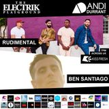 Electrik Playground 4/8/18 inc. Ben Santiago & Rudimental Guest Sessions