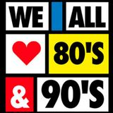 Mix Live // 80's - 90's // Party Disco Set - DjStyle Para Radio Espacio