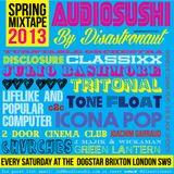 Audio Sushi Spring Mixtape 2013 - Saturdays at the Dogstar Brixton London SW9