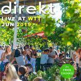 Direkt - Live at WTT - Jun 2019