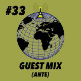 Global Groove #33 Ante (Guest Mix)