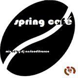 SPRING CAFÉ mixed by djenricodifranco