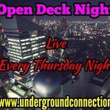 Koatsy - Underground Connection (Thursday Open Deck Night 18/10/18)