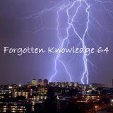 DJ Future Underground - Forgotten Knowledge vol 64