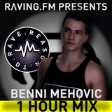 #32 BENNI MEHOVIC - REΛSON TO RΛVE @ RΛVING.FM - TECHNO SUNDΛY ΛLWΛYS COMES TO ME!