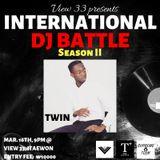International Battle of the DJs Season 2 - DJ Twin