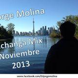 Jorge Molina (Pachanga Mix Noviembre 2013)