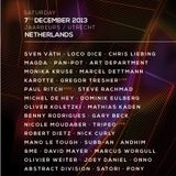 Olivier Weiter @ Time Warp Netherlands 2013 - 07-Dec-2013
