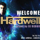 Welcome HARDWELL