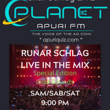 Runar Schlag ~ Live in the Mix @ PlanetApuriFM Show 2020.04.11  (Special Edition Ibiza Sounds) #034