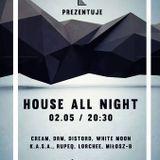 House All Night @ Labirynt [Stalowa Wola] 2.05.2016