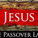 Why Celebrate Passover? - Audio