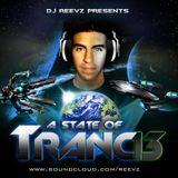 A State of TRANC13 mixtape - Reevz