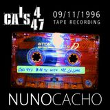 Nuno Cacho & Mc Ze Leal - Live at Cais 447 (9-11-1996)
