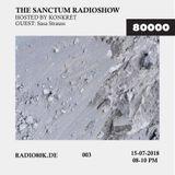 The Sanctum Radioshow - Episode 03 w/ Sasa Strauss & Konkret