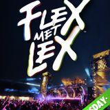 FLEX MET LEX X FABRICS DJ CONTEST