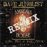 Carl Cox @ Amnesia House, Shelleys 15-9-91 Re-Mix