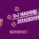 Dj Nadine Artful - Session 1 (techno)