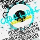 Cuba Libre Radio Show / Season 2 / 03 (26.09.2012)