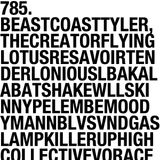 785. NEW MOODYMANN | AZYMUTH | TENDERLONIOUS | SIVEY | LB AKA LABAT | BEAST COAST | FLYING LOTUS