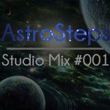 AstroSteps Studio Mix - 001 The Journey