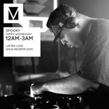 28/09/2015 - Spooky w/ Tiatsim [Vinyl Set] - Mode FM (Podcast)