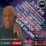 Kim Lewis Micohn Presents Just Joe Moving To The Groove Live On HBRS 14-05-18