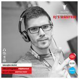 MusicTogether pres. DJ WANTED #Week1 mixed by Galajda Music @ KAJAHU