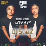 Live set: Zero/Zero x Luv Fridays 15-02-19 (Warmup)