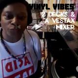 Vinyl Vibes: 2 Decks and A Vestax Mixer #2 | FBK Live | by Marcia DaVinylMC