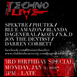 This Is Techno Live 3rd Bday January 2017