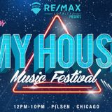 {LIVE} dJ KraZy ALPHA - OMEGA (Beginning and End) House Mix - Entry to the My House Party Festival